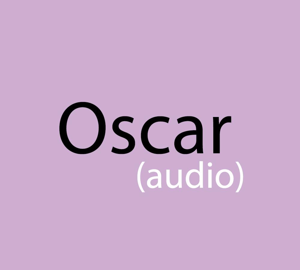 Oscar - audio