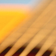blurry abstract image of guitar strings and fretboard